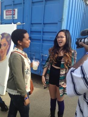 Street Style Interviews