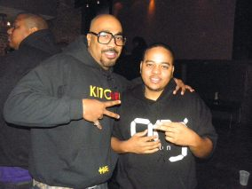 Sudon Williams & NRG Vision, CEO
