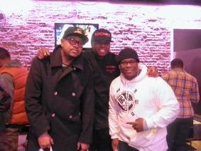 Anwaa Kong, Chef Robinson & Tony Lewis, Jr.