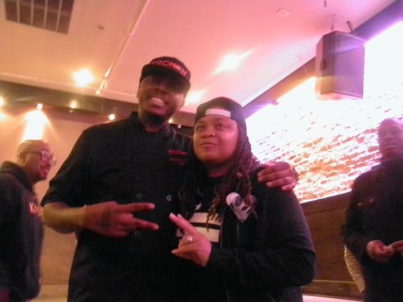 James Robinson & DJ Mim