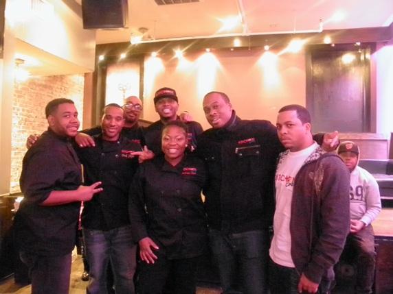 Kitchen Cray Staff/Team