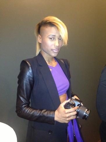Blogger, Krystin