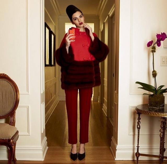 Carolina Herrera Fall/Winter '14