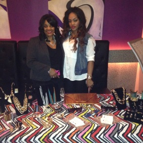 Sharene Brash, Owner of the Trunkshow Boutique and her mom