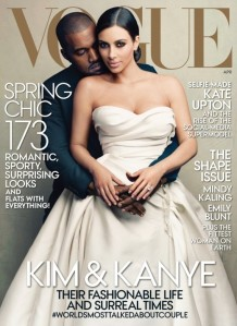 Photographed by Annie Leibovitz, Vogue, April 2014