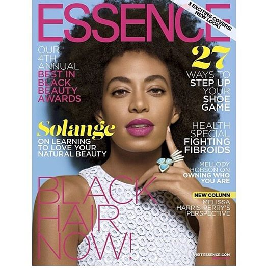 Solange | Essence May '14
